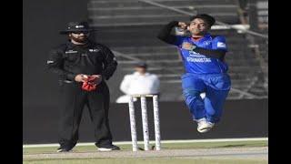 In Graphics: Afganistan beat ZIM to seal series bye 146 runs - ABPNEWSTV