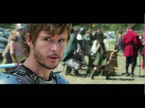 KNIGHTS OF BADASSDOM Comic-Con trailer
