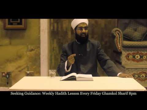 Shaykh Mohammed Aslam - Shaykh Badruddin Al Hasani Meeting Imam al Nawwawi