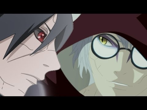 kabuto vs itachi and sasuke final battle