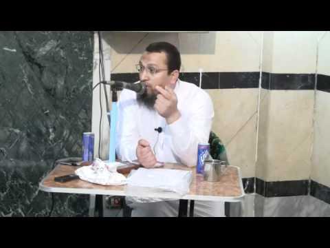 اسمع  أشرف ابو انس و احكم بنفسك لتعرف من يشعل الفتنه