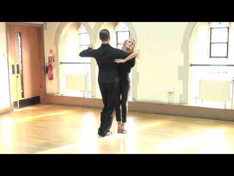 Izabela Dance - Tutorial 2 of 8 - Tango - Dir. J.Grant