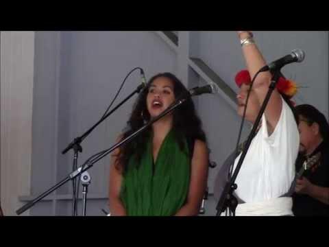Pua Case pule O Waimea Home Rule concert