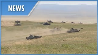 Vostok 2018: best of Russian tanks - THESUNNEWSPAPER