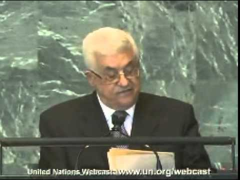 Abbas speech at UN General Assembly Sept. 23rd 2011 - Part 3