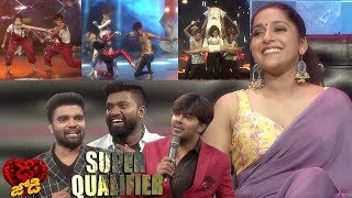 Dhee Jodi Super Qualifier Latest Promo - Dhee 11 - 28th August 2019 - Sudheer,Rashmi - Mallemalatv - MALLEMALATV
