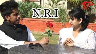 N.R.I | Telugu Short Film | By Hitesh Itikirala - TELUGUONE