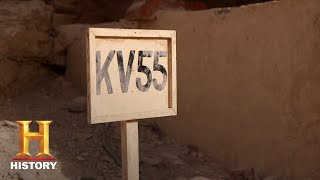Ancient Aliens: KV55 (Season 12, Episode 13) | History - HISTORYCHANNEL