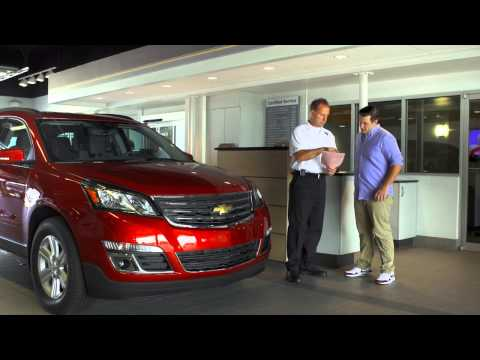 Metro Detroit Chevy Dealers - Service Commercial