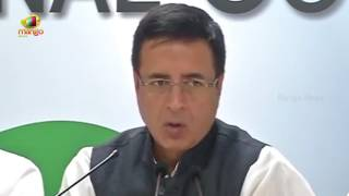 Randeep Singh Surjewala Brief About Congress Works For the Development of Inida | Mango News - MANGONEWS