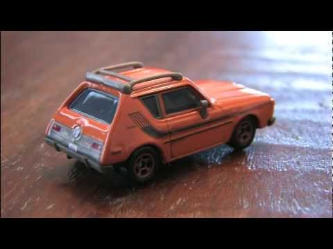 CGR Garage - GREM the AMC GREMLIN CARS 2 toy review