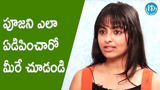 Sai Ronak And Harish Kalyan Mocking Pooja K Doshi || Talking Movies With iDream || #Kaadali - IDREAMMOVIES