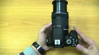 Подробный видео обзор Canon EOS 700D Kit. Veryvery.ru
