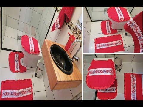 Diy Tapetes para banheiro feito de toalha.Faça vc mesma.