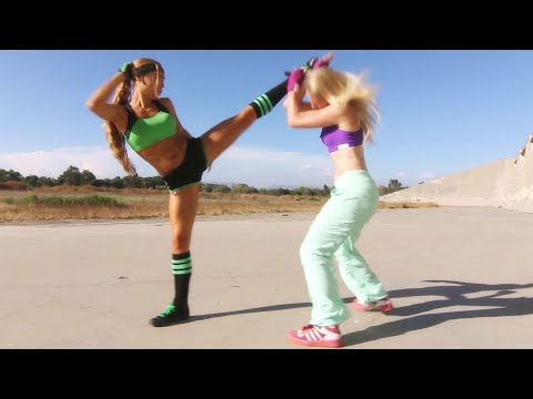 Kung Fu Girl vs Boxer | Martial Arts Action Scene - صوت وصوره لايف