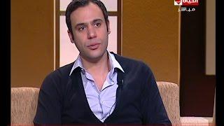 بالفيديو.. «الزعيم» يشكر زوجته لتربيتها الحاج طلبة والبرداويلى أبو دومة