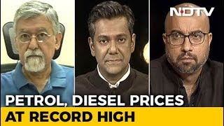 Fuel Prices On Fire: Time For Government To Share The Burden? - NDTV