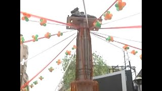 Godowlia chowk decked up ahead of PM Modi's visit - ABPNEWSTV