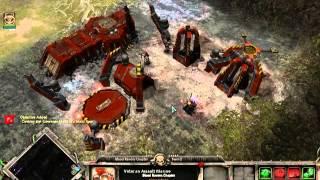 Warhammer 40k: Dawn Of War- Скоростное прохождение