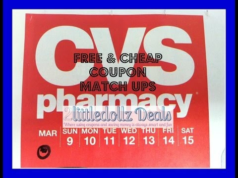 CVS Sales Circular Preview Free & Cheap Coupon Match Ups 3/9/14 to 3/15/14