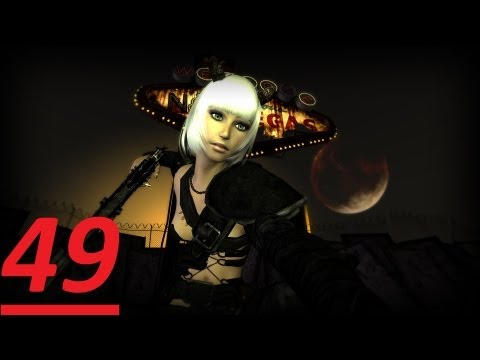 Lets Play FallOut New Vegas EP49  LITTLE SHOP OF HORRORS