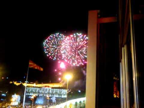 8 septemvri ognomet na denot na nezavisnosta na MAKEDONIJA