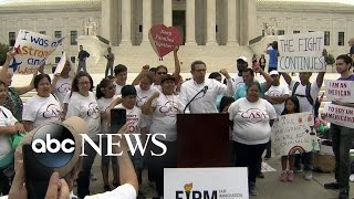 Supreme Court Votes to Block Obama's Immigration Reform Plan - ABCNEWS
