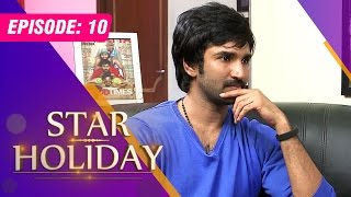Star Holiday 12-07-2015 Actor Aadhi – Vendhar TV Show Episode 10