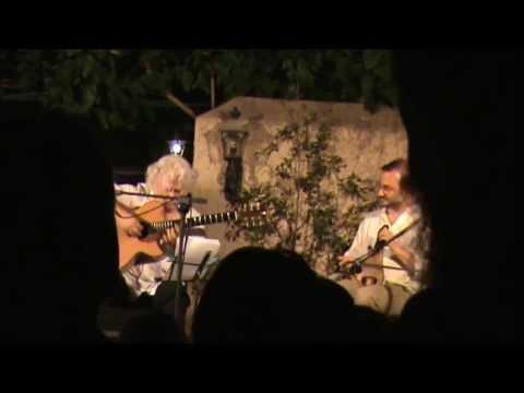 Erkan Oğur - Derya Türkan - Athens 23/5/2013 - 1