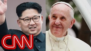 Kim Jong Un's audacious gesture to Pope Francis - CNN