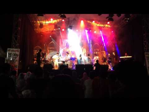 "Saud The Voice and ENP Music - ""Love Never Felt So Good"" @ Ramadhan Jazz Festival 2014"