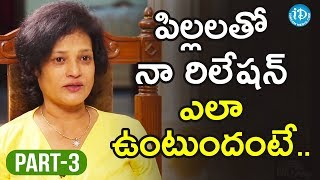 Actress Disco Shanti Exclusive Interview Part #3 || Talking Movies With iDream - IDREAMMOVIES