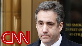 Michael Cohen sentenced to 3 years in prison - CNN