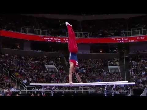 Danell Leyva 2012 USA Gymnastics Trials