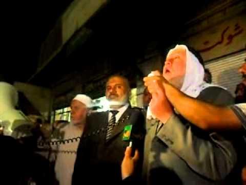 كلمة الامين العام حمزة منصور في مسيرة شعبية 5 حزيران