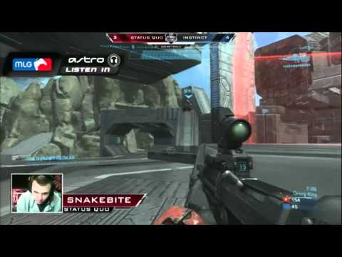 MLG Columbus 2012 - Halo: Reach Final: Instinct vs Status Quo (Game 3)
