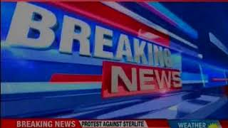 Tamil Nadu: One dead, six injured as police open fire at Sterlite protesters in Thoothukudi - NEWSXLIVE