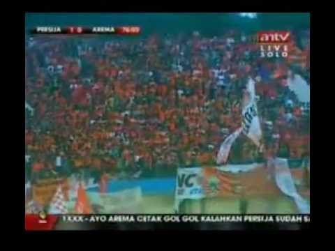2011-12 Indonesia Super League - 6 May 2012 - Persija Jakarta vs Arema Indonesia