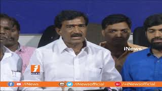 Vanteru Pratap Reddy Comments On Telangana Election Commission Officials | iNews - INEWS