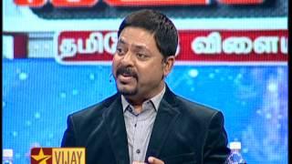 Oru Varthai Oru Latcham 08-03-2015 Promo Vijay tv Show