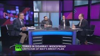CrossTalk Bullhorns: CIA confidence (Extended version) - RUSSIATODAY