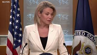 State Department Denounces Russia's Demand to Interrogate Americans, Trump Does Not - VOAVIDEO