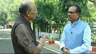 Walk The Talk with Shivraj Singh Chouhan - NDTV