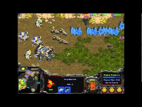 (HD200) Pomf vs Thud - ZvT - Broodwar Replay [FR]