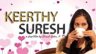 KEERTHY SURESH Telugu Shortfilm || Valentines Day Special || KFCPictures || 2019 - YOUTUBE