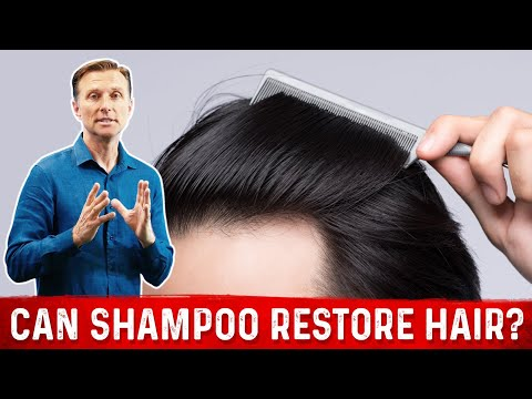 Can Shampoo Really Restore Damaged Hair?