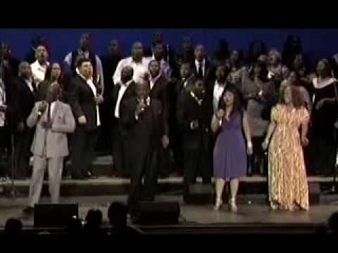 BeBe Winans & Marvin Winans feat Mary Mary performs