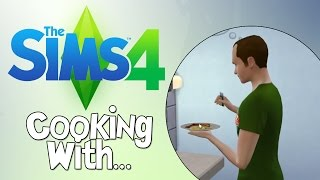 watch the youtube video The Sims 4 - The Adventures Of Borris - Cooking With Borris! [6]