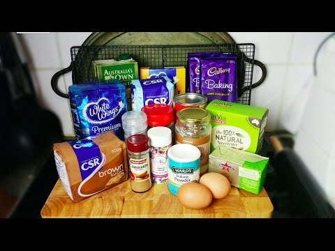 BAKING ESSENTIALS - CookingwithKarma