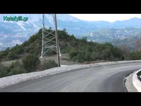 Διαδρομή Αργύρι - Νεοχώρια Βραγκιανών στις 10 /12/2014